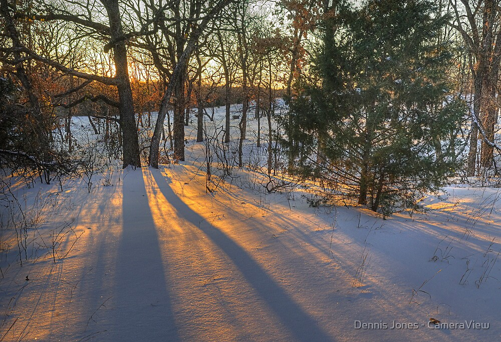Christmas Morning Sunrise - HDR by Dennis Jones - CameraView