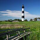 Bodie Island Lighthouse by Monnie Ryan