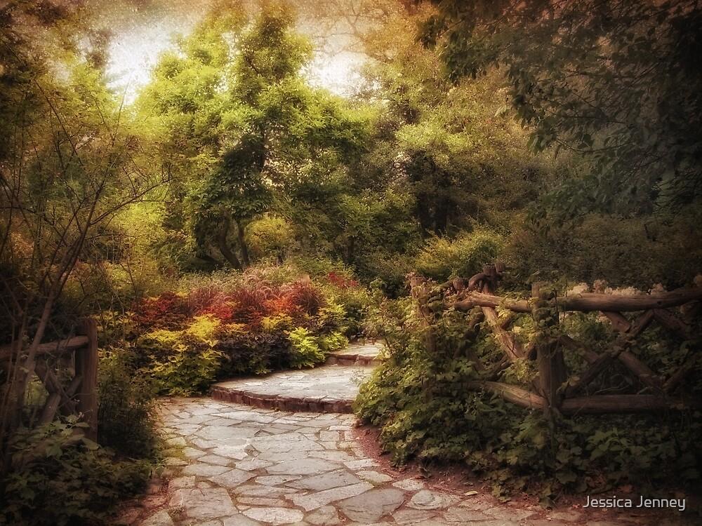 Shakespeare's Garden by Jessica Jenney