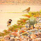 Bud on Earth: Sighting 4 by knitetgantt