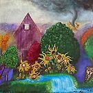 Buried Agony by Juli Cady Ryan