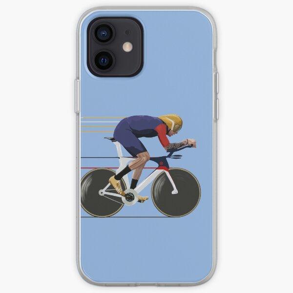Wiggo Record Breaker iPhone Soft Case