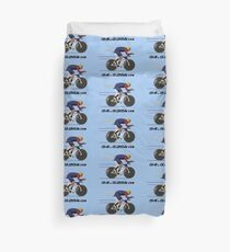 Wiggo Record Breaker Duvet Cover