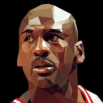 Michael Jordan by 23jd45
