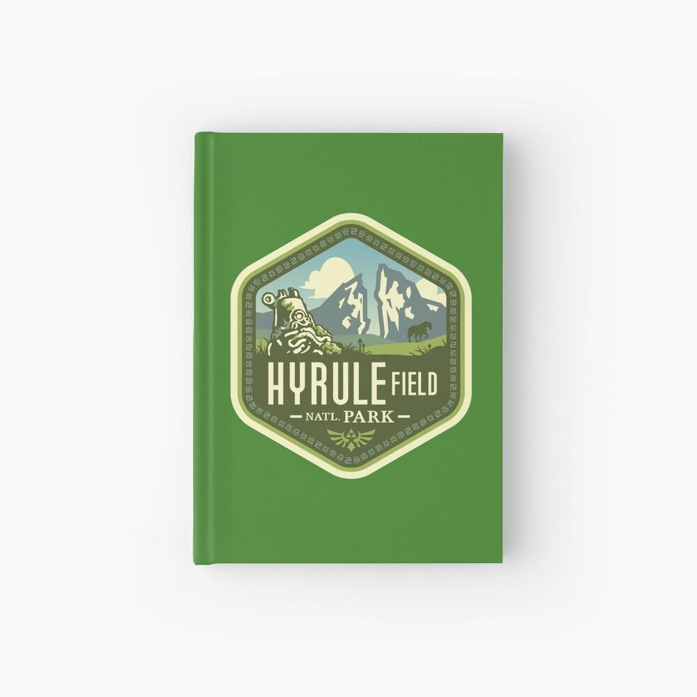 Hyrule National Park Hardcover Journal