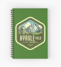 Cuaderno de espiral Parque Nacional Hyrule