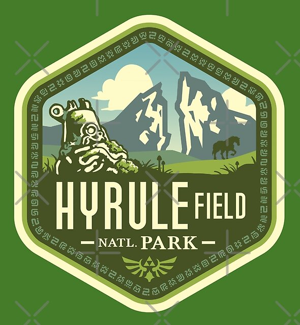Hyrule National Park by Grant Thackray