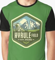 Parc national d'Hyrule T-shirt graphique