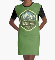 Hyrule National Park Graphic T-Shirt Dress