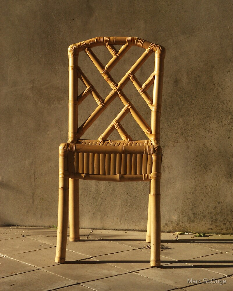 Bamboo Chair by Marc St.Onge