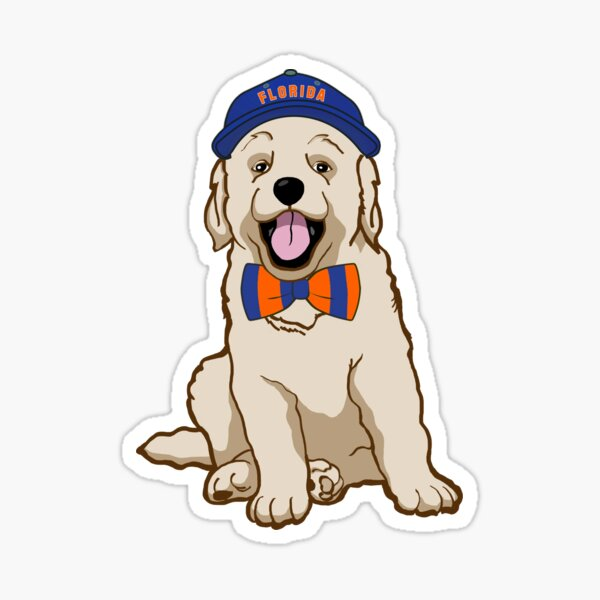 University of Florida Pup Sticker