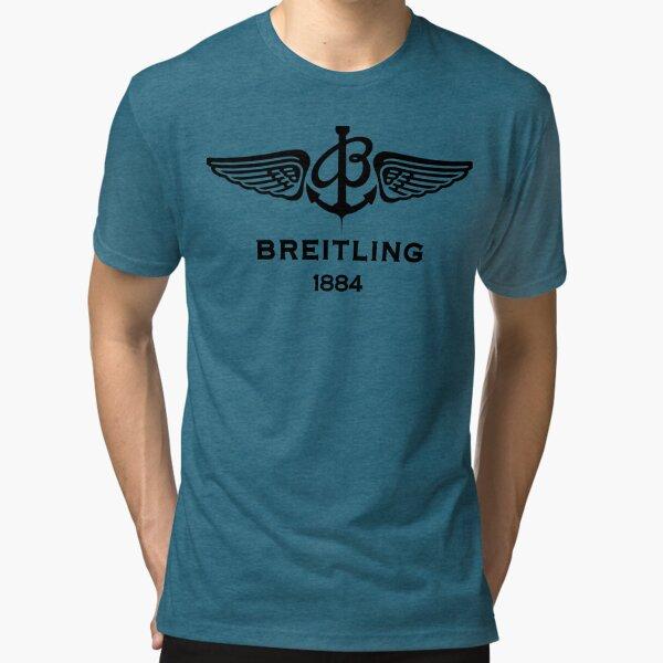 BREITLING WINGS  Tri-blend T-Shirt
