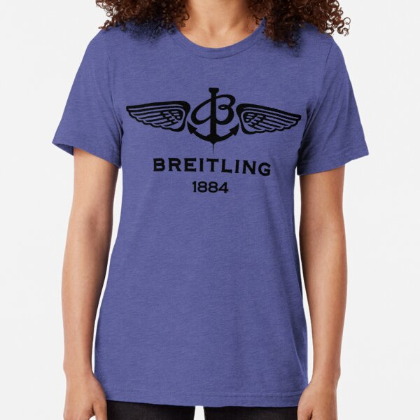 BREITLING WINGS  Tri-blend T-Shirt