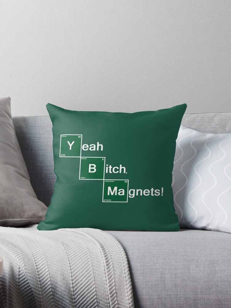 Yeah Bitch Magnets! by GarfunkelArt
