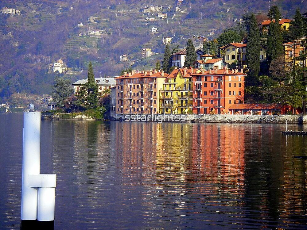 Bellano - Lake of Como by sstarlightss