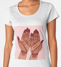 thank u next Women's Premium T-Shirt