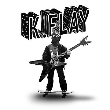 K.Flay Black and White by nathancowle