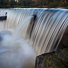 Dights Falls by Travis Easton