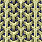 GS Geometric Abstrac 04A2YFX1© by OmarHernandez