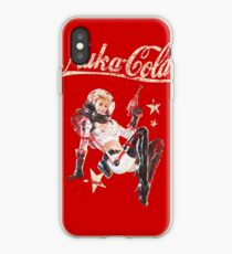 Nuka-Cola-Pinup iPhone-Hülle & Cover