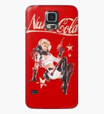 Funda/vinilo para Samsung Galaxy Nuka-Cola Pinup