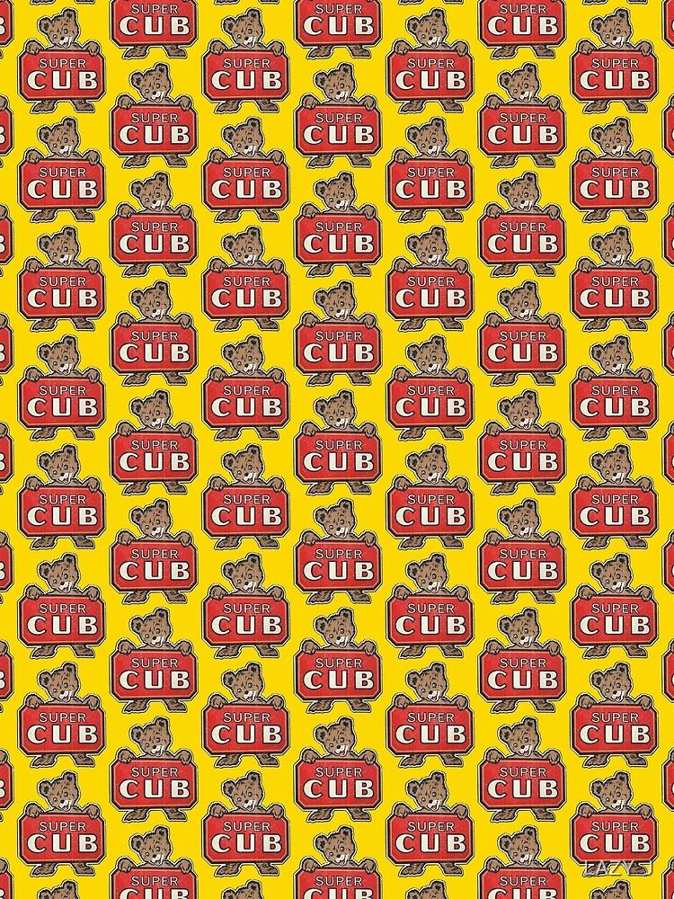 Super Cub by LAZYJSTUDIOS