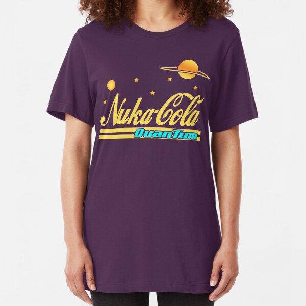 Nuka-Cola Quantum  Slim Fit T-Shirt