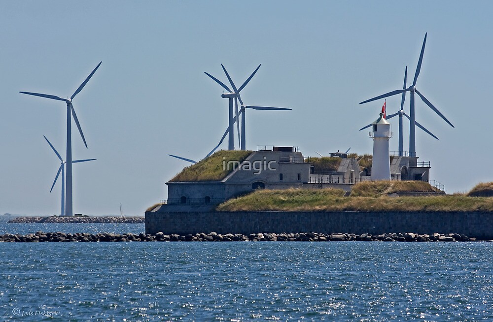 Defence & Windmills by imagic