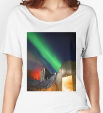 Antarctic Night Women's Relaxed Fit T-Shirt