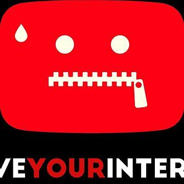 Article 13 - #SaveYourInternet #Art13 #SaveTheInternet by Halla-Merch
