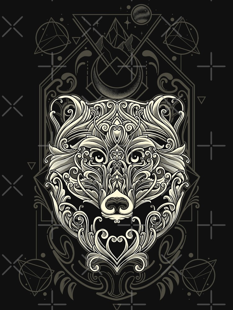 Bear - Nature's Spirit by angoes25