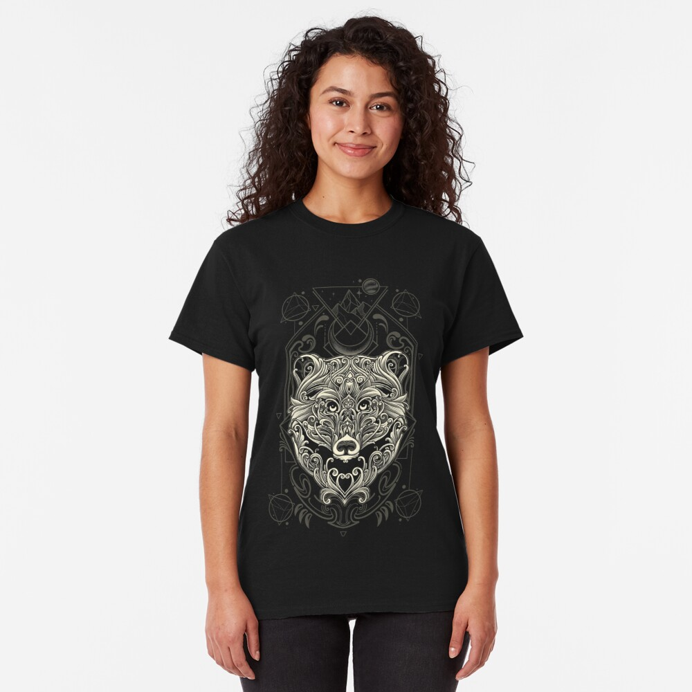 Bear - Nature's Spirit Classic T-Shirt