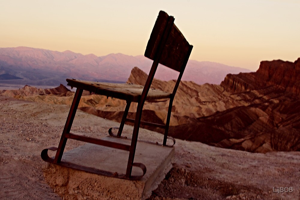A Seat For the Sunrise by Lij808