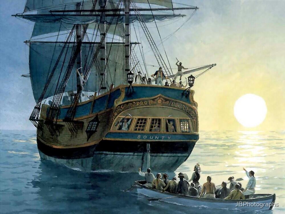 The Bounty ship by JBPhotographs