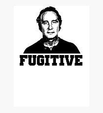 Fugitive Photographic Print