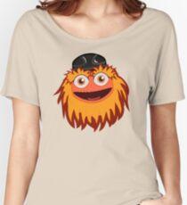 Philadelphia Gritty Mascot Women's Relaxed Fit T-Shirt