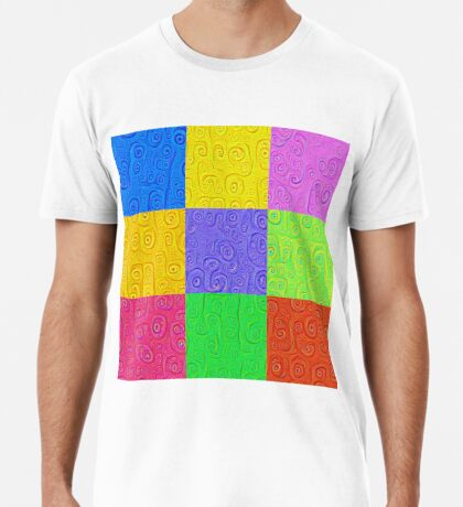 Deep Dreaming of a Color World 2K 2 Premium T-Shirt