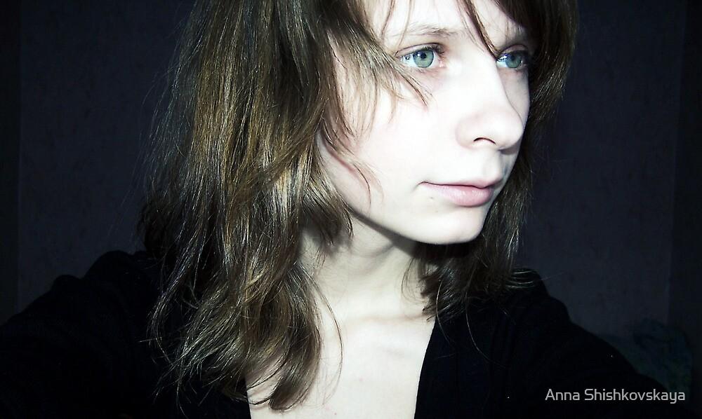 it was me by Anna Shishkovskaya