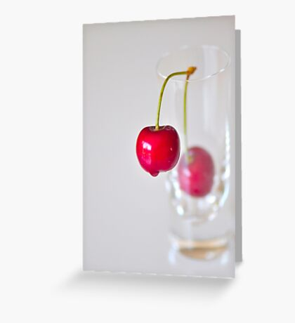 Hangin´out Greeting Card