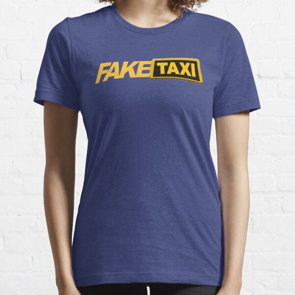 FAUX TAXIS T-shirt essentiel