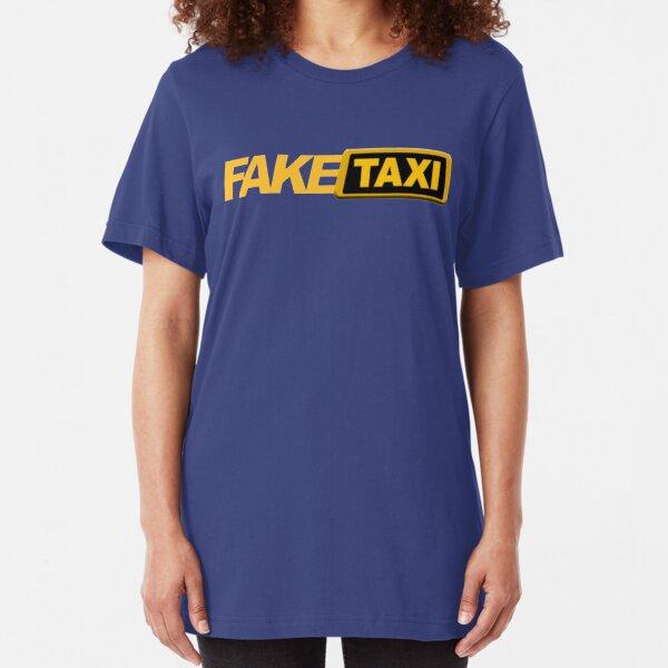 FAKETAXI Slim Fit T-Shirt