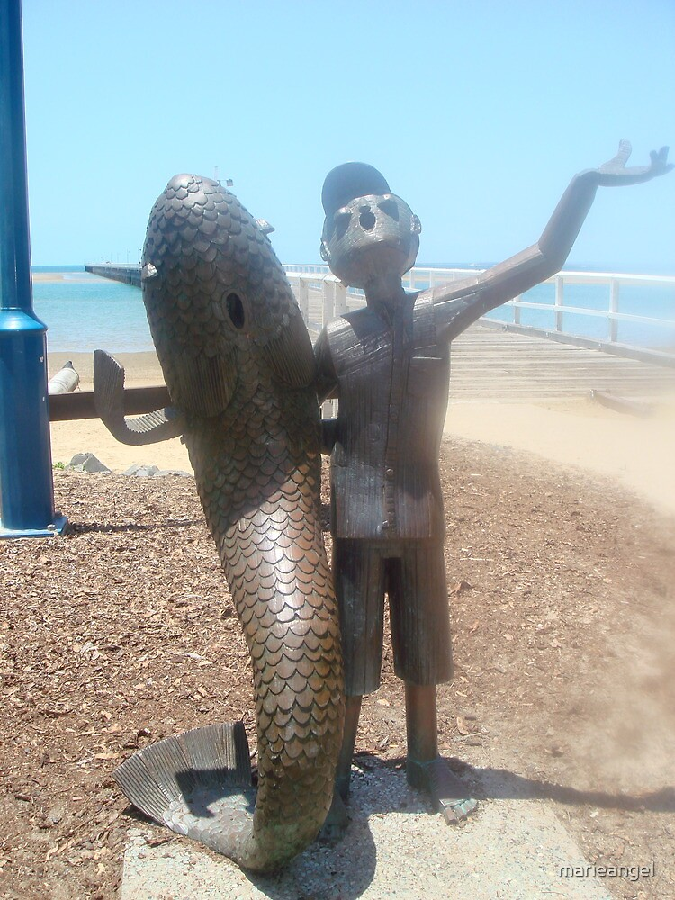 The boy and the Fish....(poem attached) by marieangel