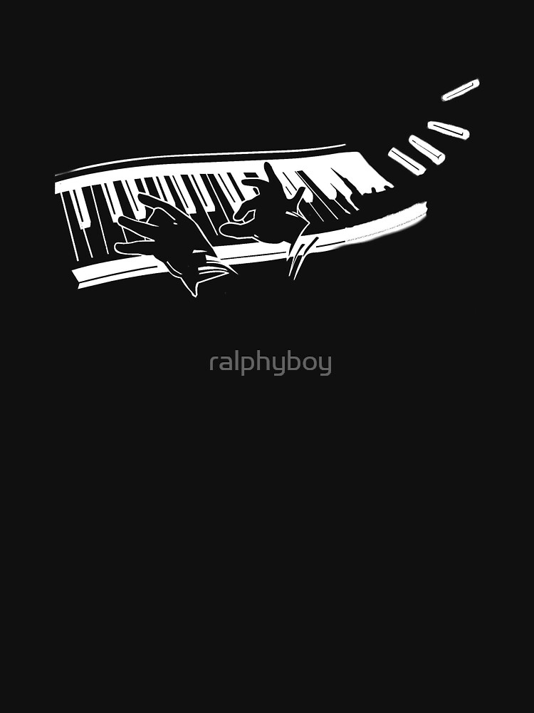 the pianist by ralphyboy