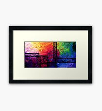 The Illusions at the Bottom Framed Print