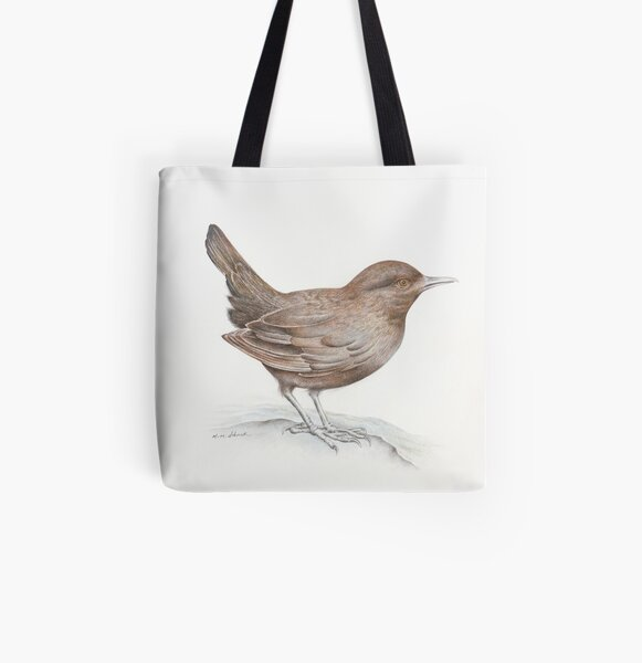 Pallas's Dipper Pillows and Totes All Over Print Tote Bag