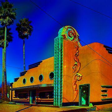 The Colorful Art Deco Era by CarolM
