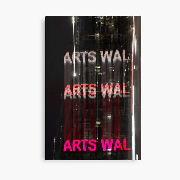 Arts Wal..k Canvas Print