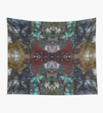 Cosmic transmissions II Wall Tapestry