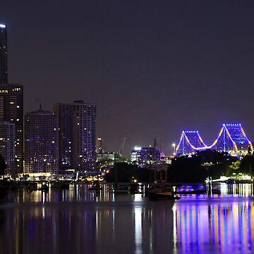 River city view by kllebou