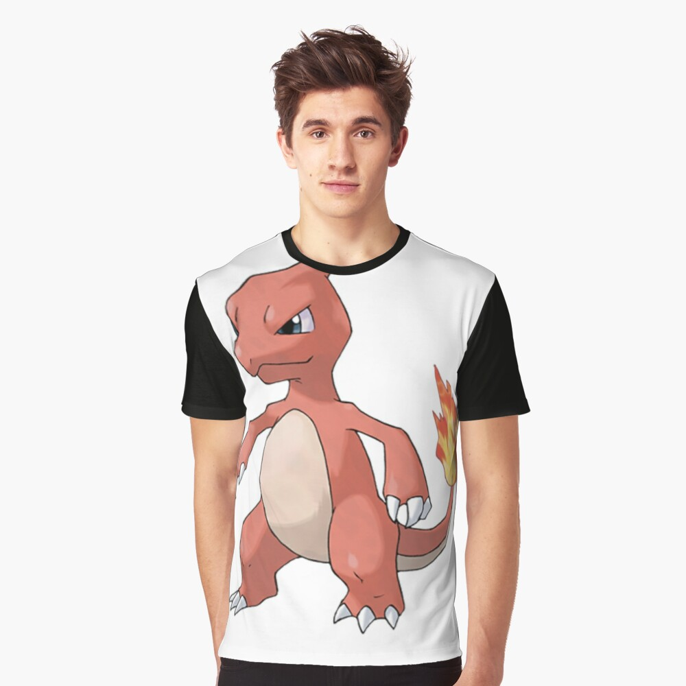 """Charmeleon Extra Large HiRes Design"" T-shirt By Kmd1221"